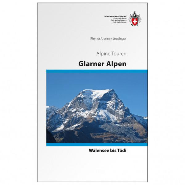 SAC-Verlag - Alpinführer Glarner Alpen - Alppiyhdistysten oppaat
