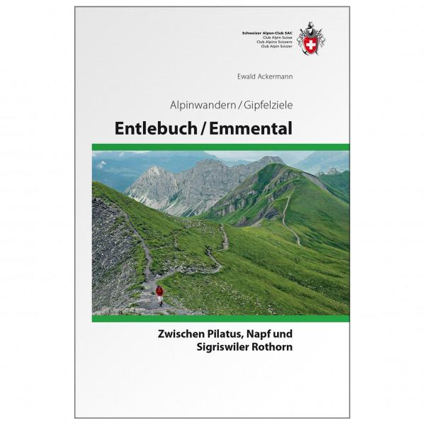 SAC-Verlag - Alpinwandern Entlebuch - Alpina klätterförare