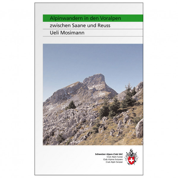 SAC-Verlag - Alpinwandern Voralpen - Alpina klätterförare