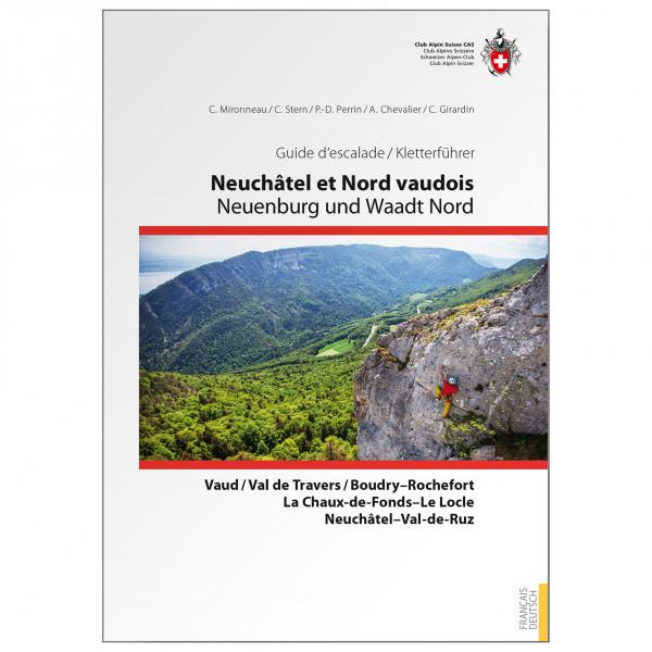 SAC-Verlag - Neuenburg Waadt Nord - Alpine Club guide