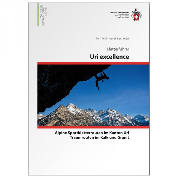SAC-Verlag - Uri excellence - Alpine Guide