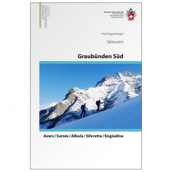 SAC-Verlag - Ski Graubünden Süd - Alpeguider