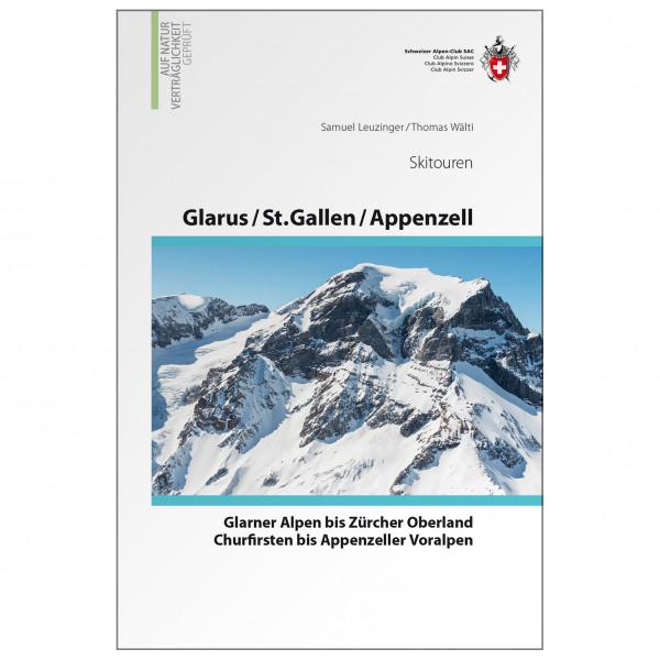 SAC-Verlag - Skitouren.Glarus St. Gallen - Alppiyhdistysten oppaat