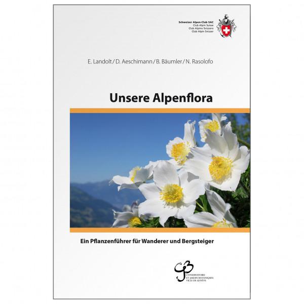 SAC-Verlag - Unsere Alpenflora
