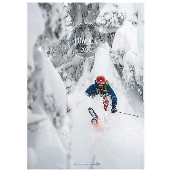 tmms-Verlag - Best of Powder 2020 - Kalender