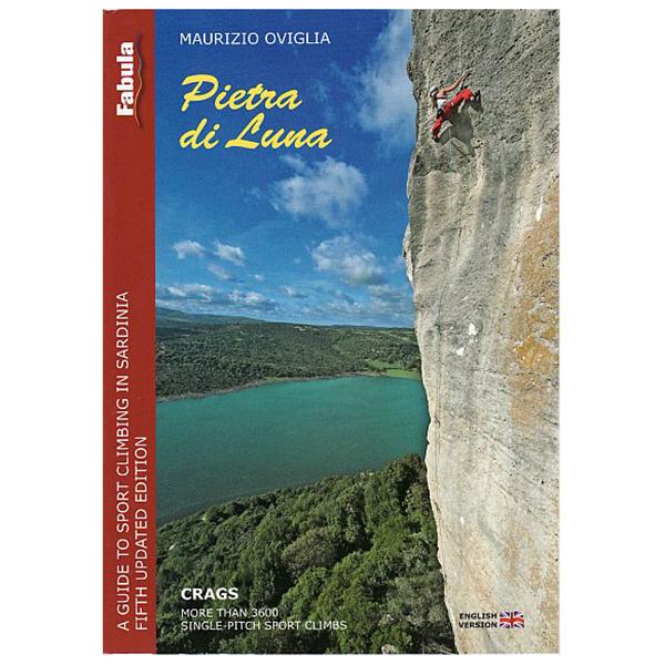 Fabula Editore - Pietra di Luna - Climbing guide