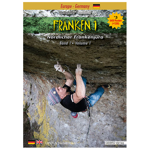 Gebro-Verlag - Franken 1 - Klatreguides