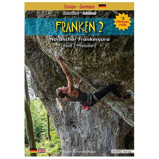 Franken 2 - Climbing guide
