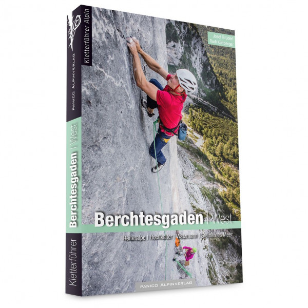 Panico Alpinverlag - Berchtesgaden West - Klatreguides