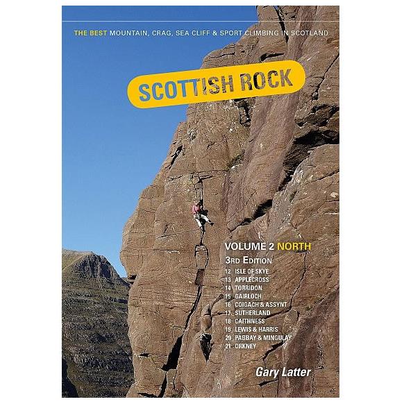 Pesda Press - Scottish Rock - Climbing guide