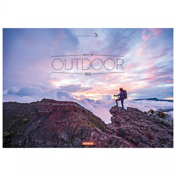 tmms-Verlag - Best of Outdoor 2021 - Kalender