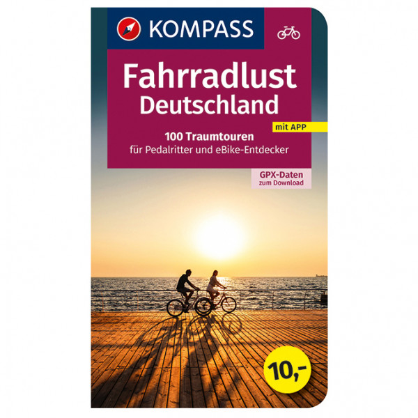 Kompass - Fahrradlust Deutschland - Radführer