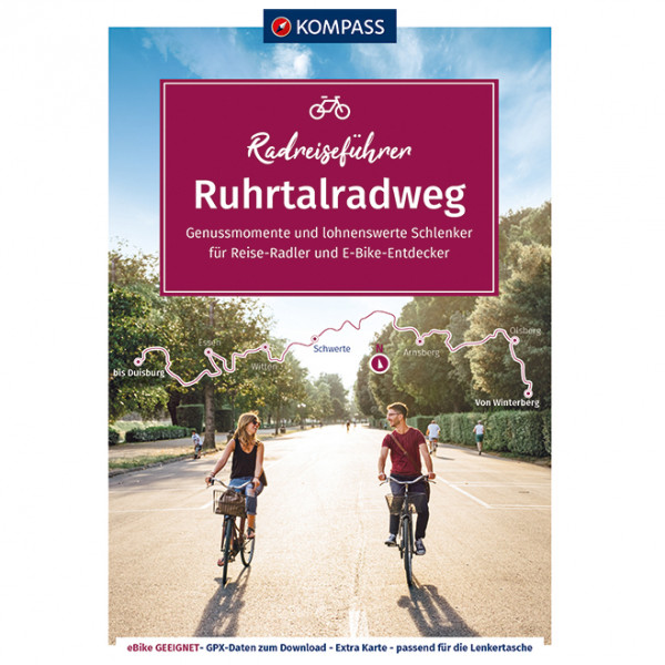 Ruhrtalradweg - Cycling guide
