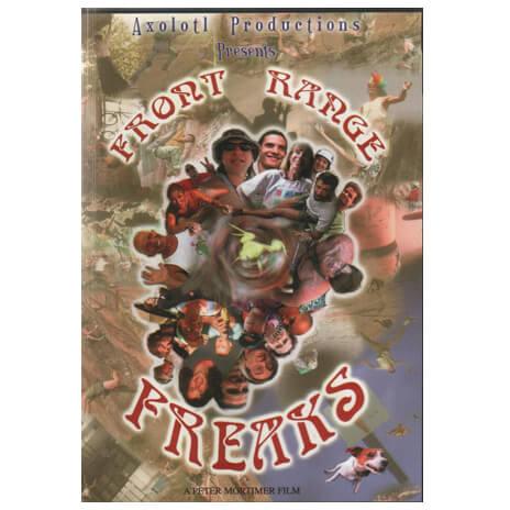 Front Range Freaks DVD