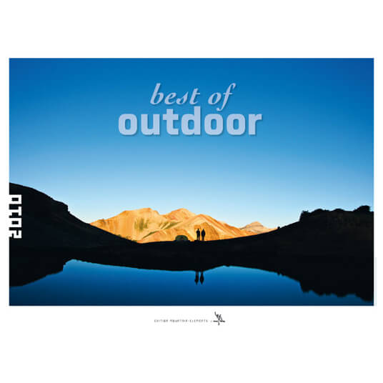 tmms-Verlag - Best of Outdoor 2010 - Kalender