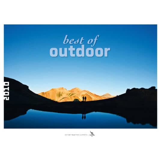 tmms-Verlag - Best of Outdoor 2010 - Kalender