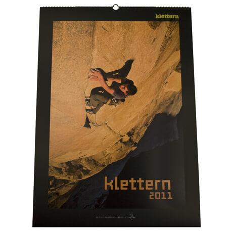 tmms-Verlag - Klettern 2011 - Kalender