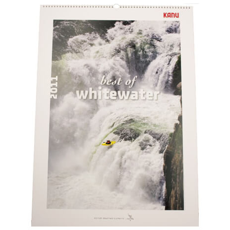 tmms-Verlag - Best of Whitewater 2011 - Kalender