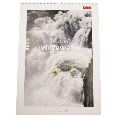 tmms-Verlag - Best of Whitewater 2011 - Kalender