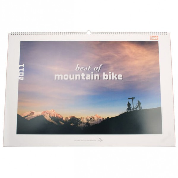 tmms-Verlag - Best Of Mountain Bike 2011 - Kalender
