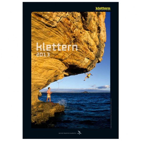 tmms-Verlag - Klettern 2013 - Kalender