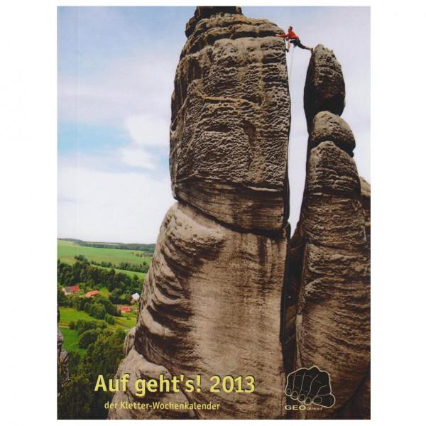 Geoquest-Verlag - Auf geht's! - Wochenplaner