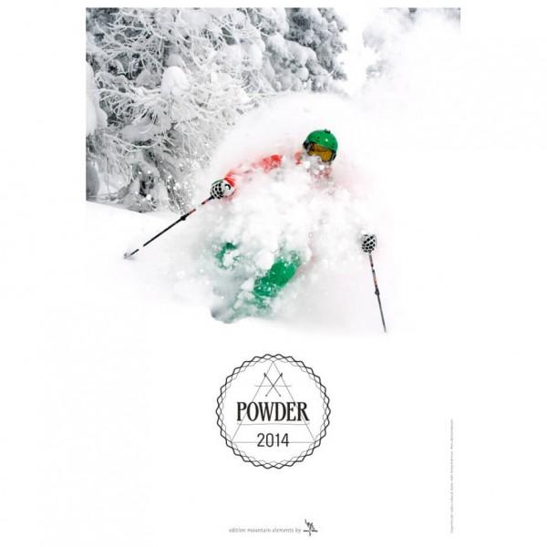 tmms-Verlag - Powder 2014 - Kalender