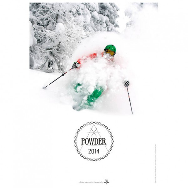 tmms-Verlag - Powder 2014 - Kalenterit