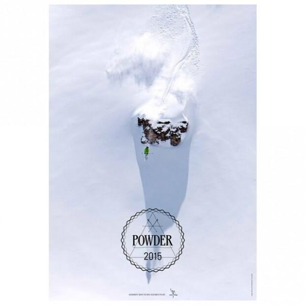 tmms-Verlag - Powder 2015 - Kalenders
