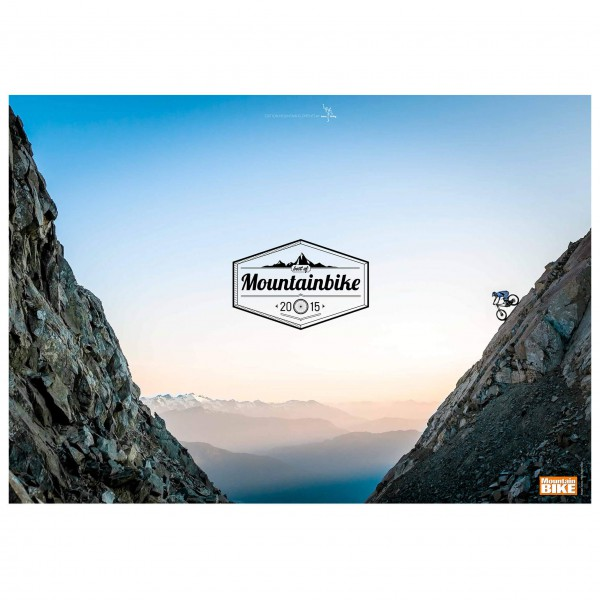 tmms-Verlag - Best of Mountainbike 2015 - Kalenterit