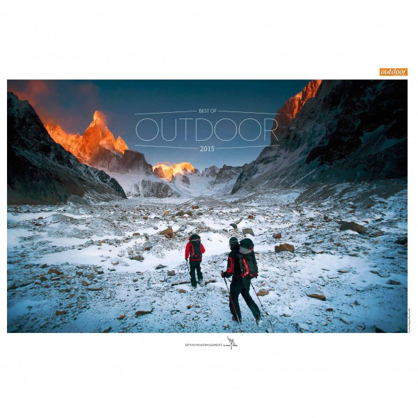 tmms-Verlag - Best of Outdoor 2015 - Kalender