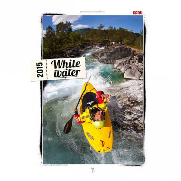 tmms-Verlag - Best of Whitewater 2015 - Kalender
