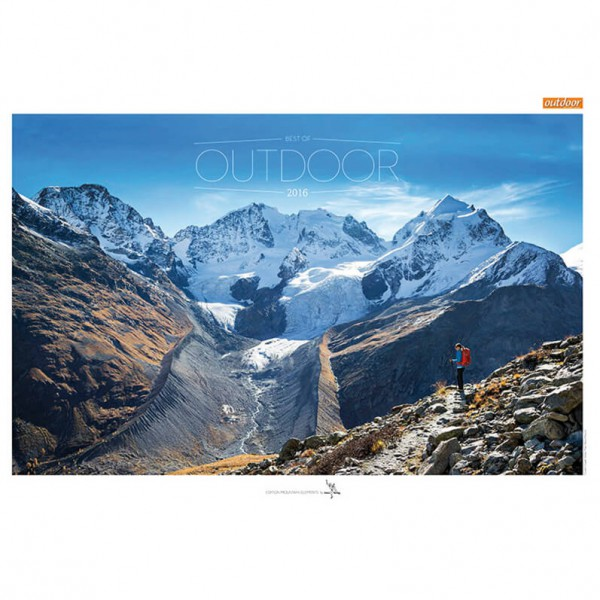 tmms-Verlag - Best Of Outdoor 2016 - Kalender
