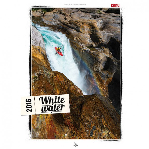 tmms-Verlag - Best Of Whitewater 2016 - Kalender