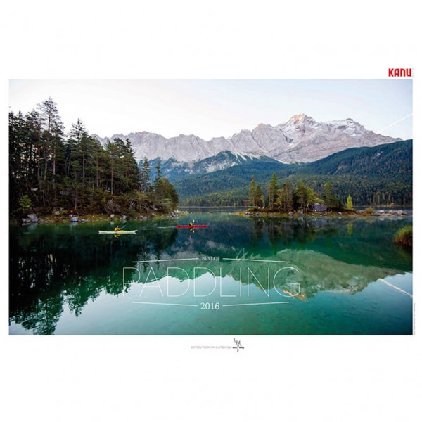 tmms-Verlag - Best Of Paddling 2016 - Calendriers