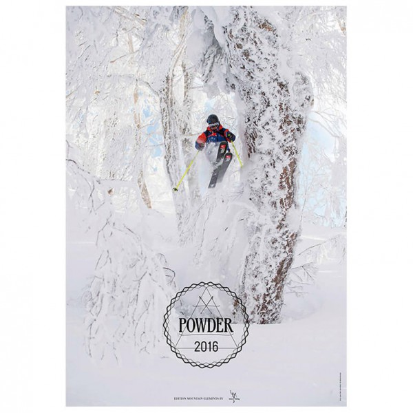 tmms-Verlag - Powder 2016 - Kalender