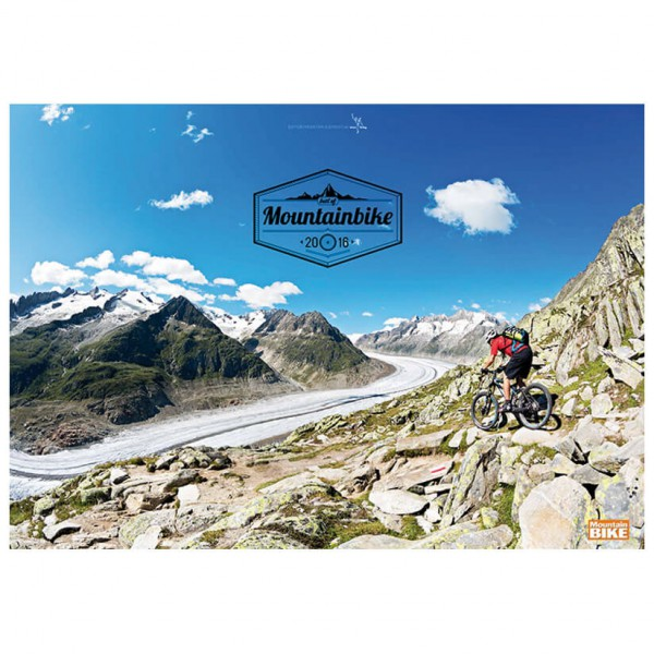 tmms-Verlag - Best Of Mountain Bike 2016 - Kalender
