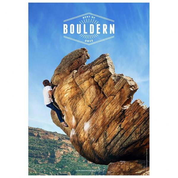 tmms-Verlag - Best Of Bouldern 2016 - Calendar