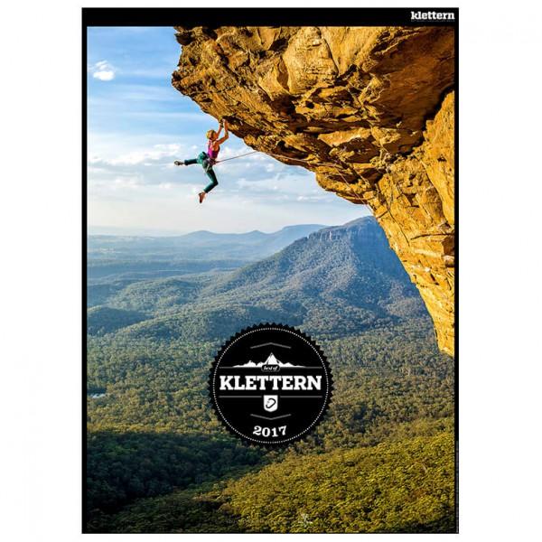tmms-Verlag - Best Of Klettern - Kalender