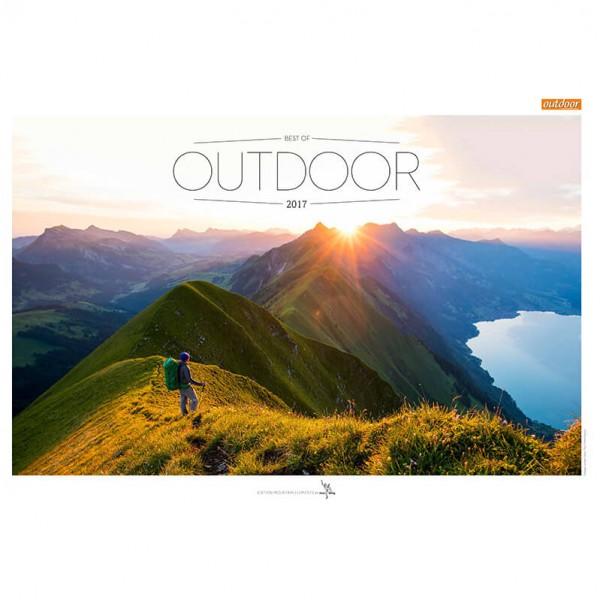 tmms-Verlag - Best Of Outdoor - Kalender