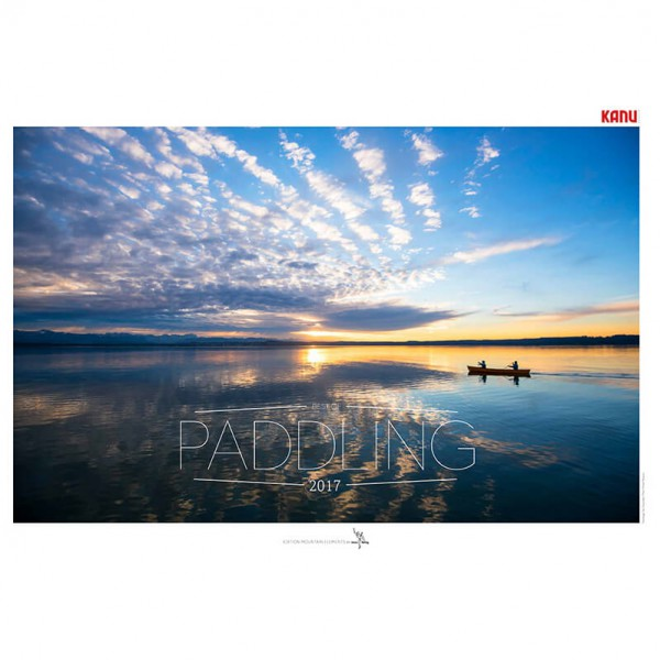 tmms-Verlag - Best Of Paddling - Calendar