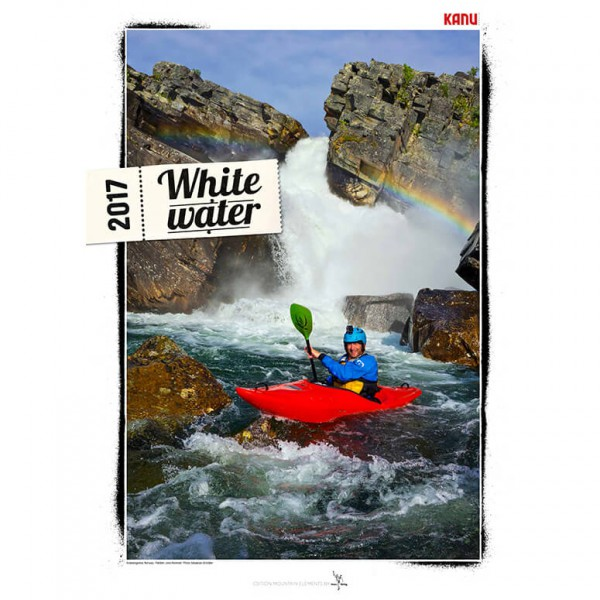 tmms-Verlag - Best Of Whitewater - Kalender