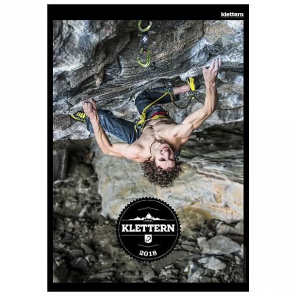 tmms-Verlag - Best Of Klettern 2018 - Kalender