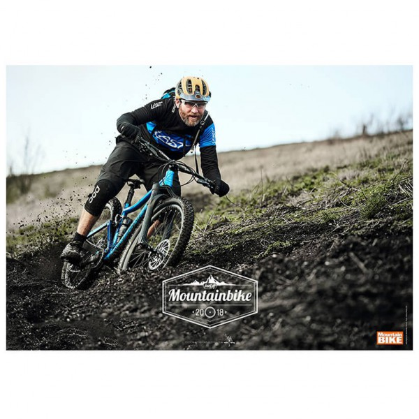 tmms-Verlag - Best Of Mountain Bike 2018 - Kalender