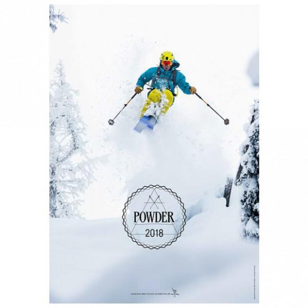 tmms-Verlag - Powder 2018 - Calendar