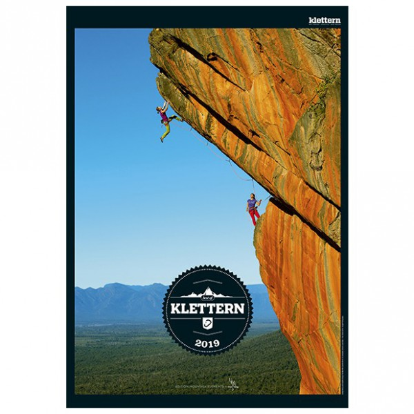 tmms-Verlag - Best of Klettern 2019 - Calendar