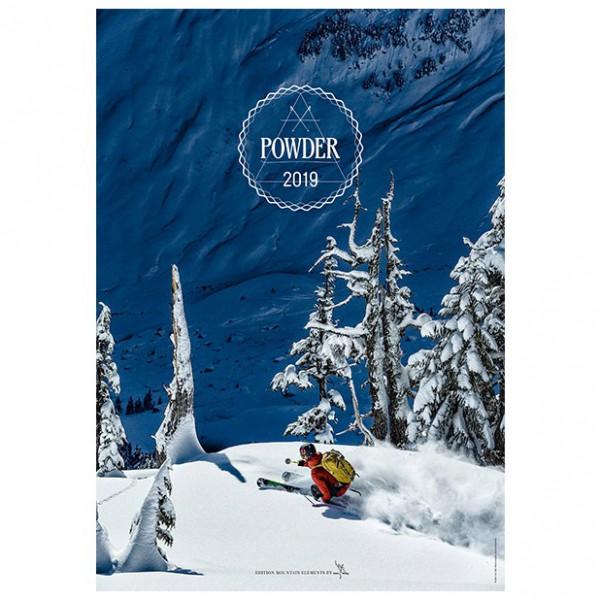 tmms-Verlag - Powder 2019 - Kalender