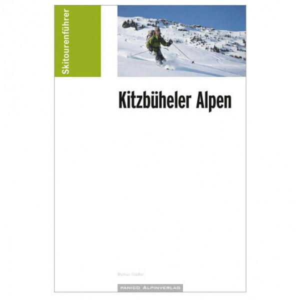 Panico Alpinverlag - Skitourenführer Kitzbüheler Alpen - Skitourenführer