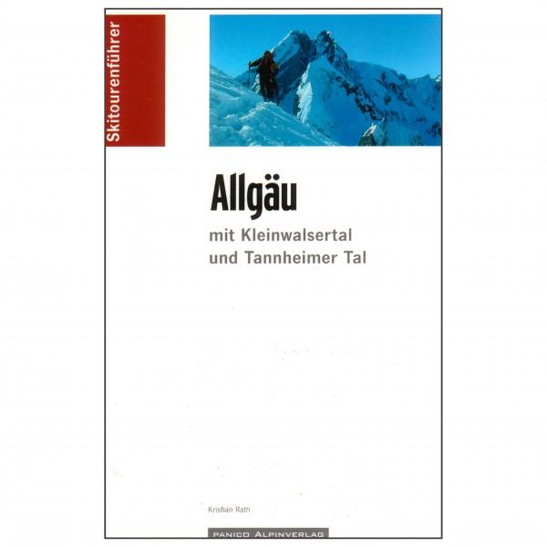 Panico Alpinverlag - Ski Allgäu inkl. GPS Tracks - Lasketteluretkioppaat