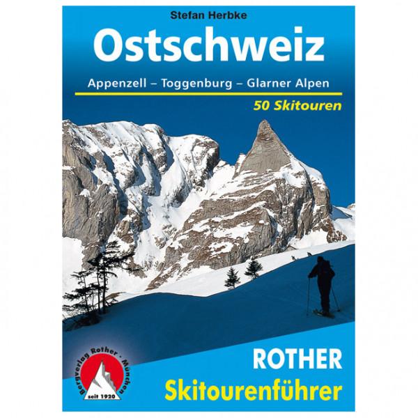 Bergverlag Rother - Ostschweiz - Ski tour guide
